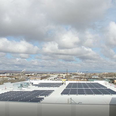 Earth Day In New Mexico Oe Solar