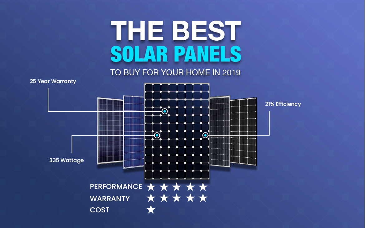 The Best Solar Panels To Buy For Your Home In 2019 Oe Solar